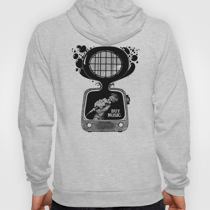 Buy Music. Hoody