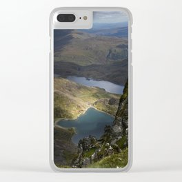 Snowdonia Clear iPhone Case