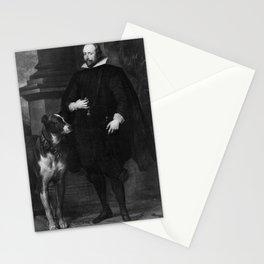 Anthony van Dyck - Wolfgang Wilhelm, Herzog von Pfalz-Neuburg Stationery Cards