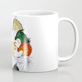 Love Wings of Fire Coffee Mug