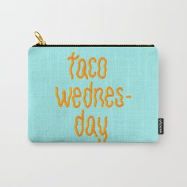 Taco Wednesday Carry-All Pouch