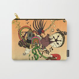 Sugar, Spice, Everything Nice Carry-All Pouch