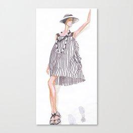 Stripes 2! Canvas Print