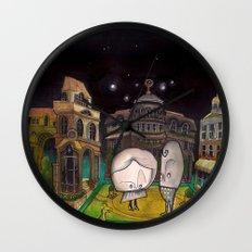 Diorama Wall Clock