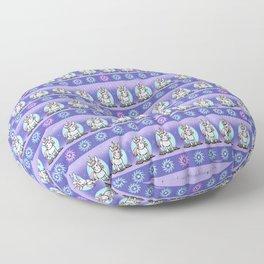 KiniArt Unicorn Floor Pillow