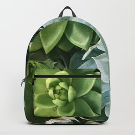 Succulent Succulents Backpack