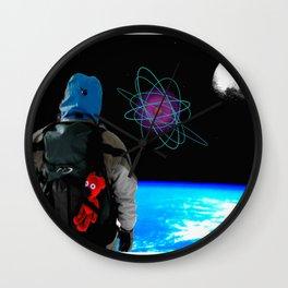 Space Bär.. Wall Clock