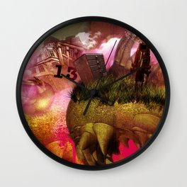MADNESS Wall Clock