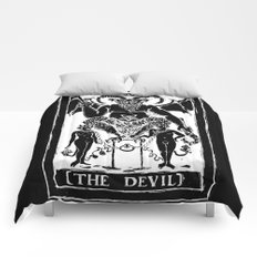 The Devil by Shayne of the Dead Comforters