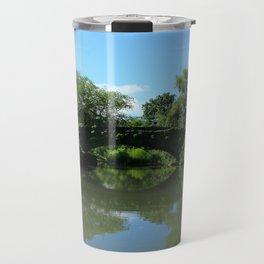 Gapstow Bridge - Central Park Travel Mug