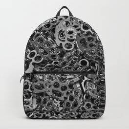 Knuckle dusters Backpack