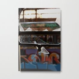 JUICEBOX Metal Print