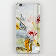 fragmented view iPhone & iPod Skin