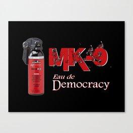 MK 9 Canvas Print