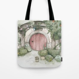 Hobbithole 3. Tote Bag