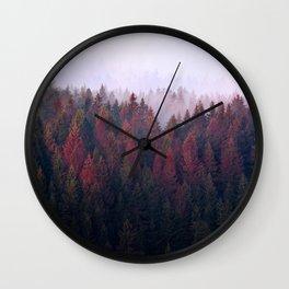 The Ridge Wall Clock