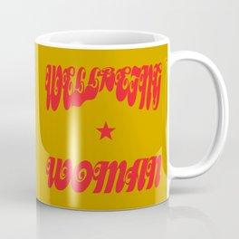 WELLBEING WOMAN Coffee Mug
