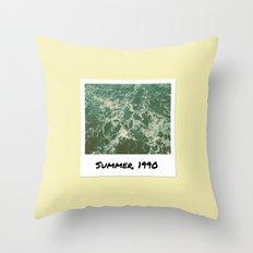 Polaroid   Throw Pillow