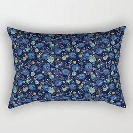 Cindy smaller floral print Rectangular Pillow