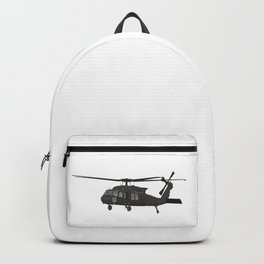 UH-60 Military Helicopter Backpack