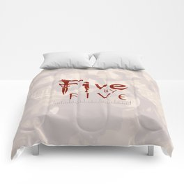 Faith the Vampire Sayer Comforters