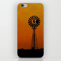 kansas iPhone & iPod Skins featuring Kansas by RDelean