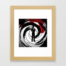 JAMES BOND Framed Art Print