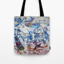 I giocolieri Tote Bag
