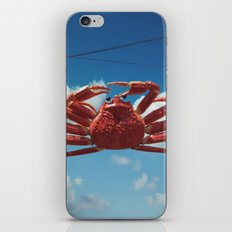 Kani Dōraku iPhone & iPod Skin