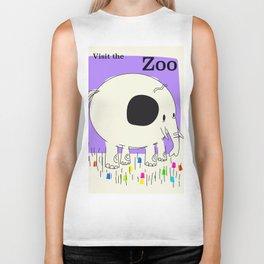 Visit the Zoo Biker Tank