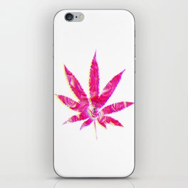 Cannabis Rainbow Design (81) iPhone Skin