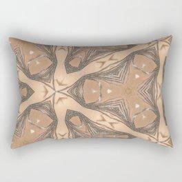 body tatto Rectangular Pillow