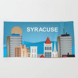 Syracuse Beach Towel The Best Beaches In World