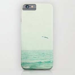 Lone Bird iPhone Case