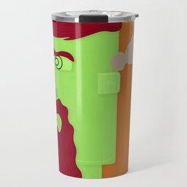 Unsatisfied Customer Nine Travel Mug