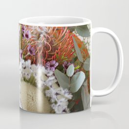 Protea arrangement Coffee Mug