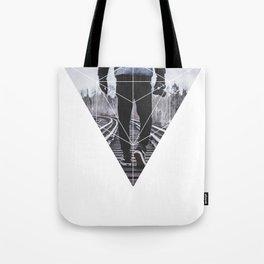 Photographic Path - Geometric Photography Tote Bag