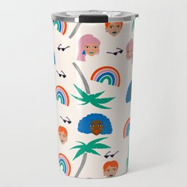 Babes in the Tropic Travel Mug