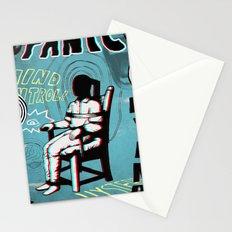 panic Stationery Cards
