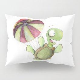 Falling Tortoise Pillow Sham