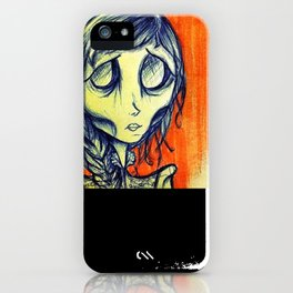 Starvation, Ghoul #1 iPhone Case