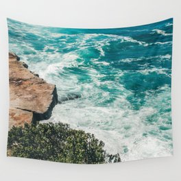 Bondi Cliff Cluster Wall Tapestry