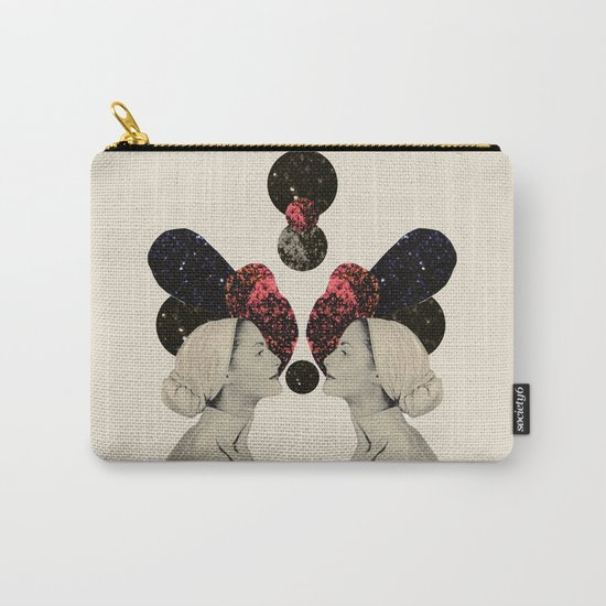 helen and clytemnestra Carry-All Pouch