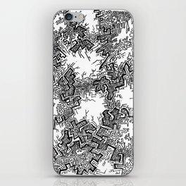 Anxiety iPhone Skin