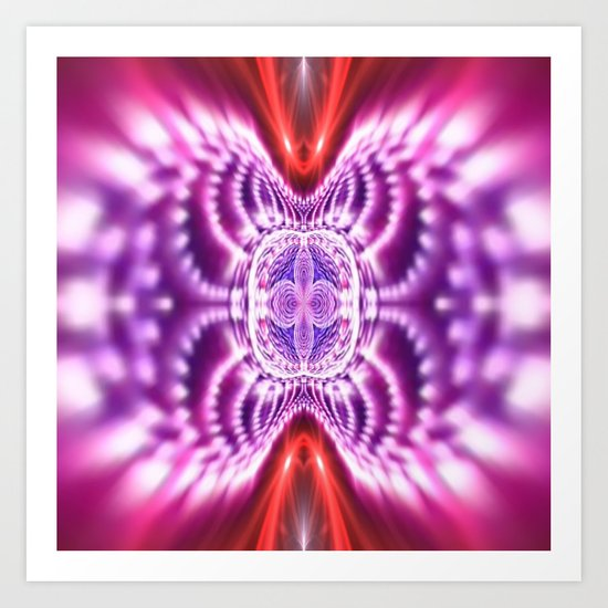Harmonic Resonance Art Print