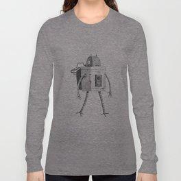 Hardworking Bot Long Sleeve T-shirt