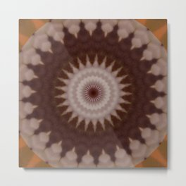 Some Other Mandala 157 Metal Print