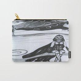 Bird Girl Carry-All Pouch