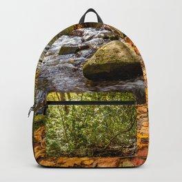 Autumn Landscape Backpack