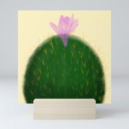 Watercolor Cactus Mini Art Print